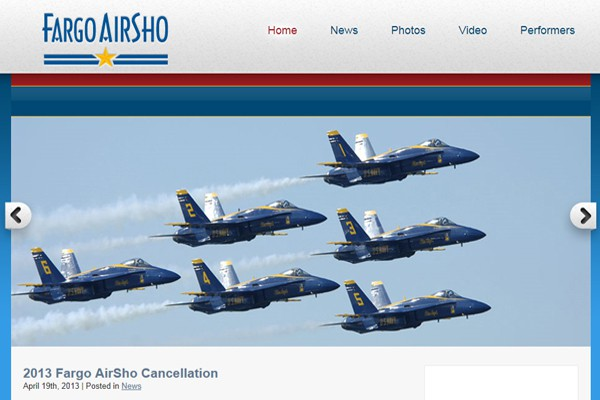 Air Show Management Company - Fargo, North Dakota