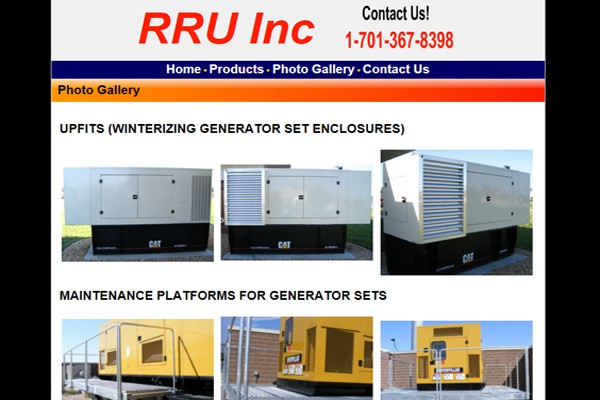 Industrial Electrical Generator Sales and Service - Fargo, North Dakota