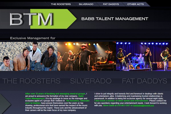 Music Performing Artists Management Company - Pelican Rapids, Minnesota